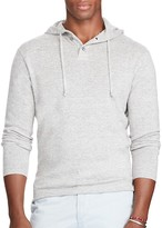 Polo Ralph Lauren Cashmere Linen Hoodie Sweater
