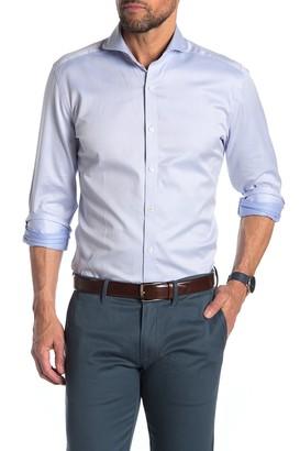 Stone Rose Long Sleeve Woven Button-Down Shirt