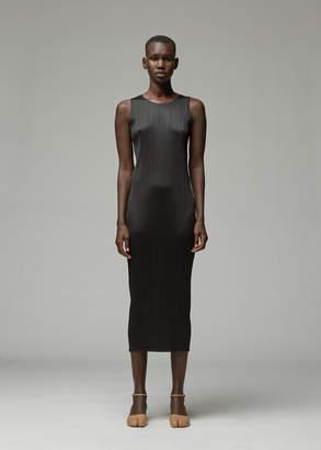 Pleats Please Issey Miyake Sleeveless Basics Dress