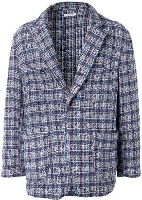 Engineered Garments Unstructured Cotton-Blend Tweed Blazer