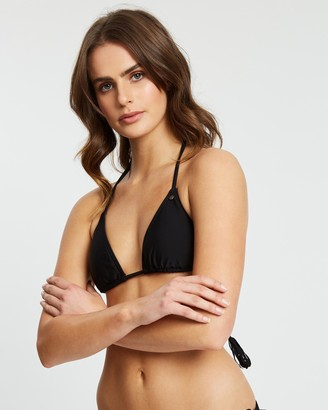 All About Eve Eve String Tie-Up Tri Top
