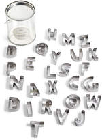 Marks and Spencer Large Set Alphabet Cutters