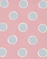Serena & Lily Polka Dot Wallpaper