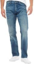 Jack and Jones Mens Boxy Dash JJ 005 Straight Leg Jeans Blue