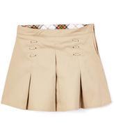 Eddie Bauer Khaki Embellished Skort - Girls