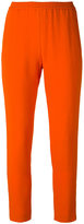 Stella McCartney Tamara trousers - women - Spandex/Elastane/Acetate/Viscose - 40
