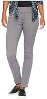Jag Jeans Petite Petite Peri Pull-On Straight Leg Pants in Bay Twill (Stone) Women's Casual Pants