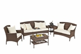 Panama Jack Key Biscayne 5-piece Seating Group