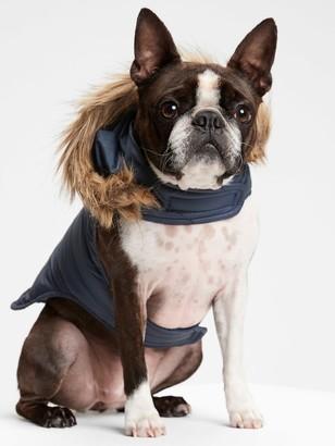 Gap Recycled Dog Puffer Jacket