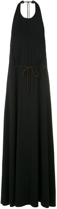 OSKLEN Open-Back Long Dress