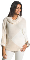 Chico's Corinne Cowl Neck Sweater