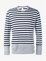 Comme Des GarÇons Shirt Striped Long Sleeved T-shirt