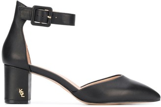 Kurt Geiger Burlington ankle strap sandals