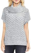Vince Camuto Turtleneck Honeycomb Sweater