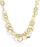 Orlando Orlandini Scintille - Diamond 18K Yellow Gold Chain Necklace