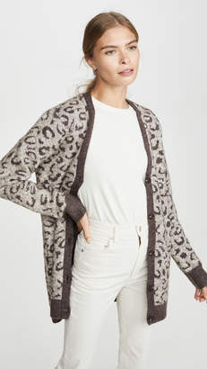 Dna Cheetah Cardigan
