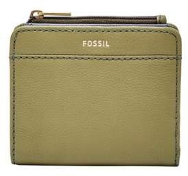 Fossil Jori Rfid Bifold Wallet Olive