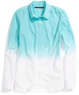Tommy Hilfiger Final Sale- Dip Dyed Oxford Shirt