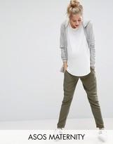 Asos Woven Peg Pants