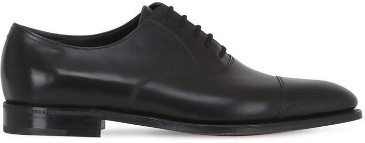 John Lobb Shoes >> City Ii Leather Oxford Shoes
