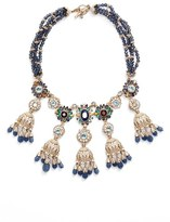 Marchesa Women's Beaded Collar Necklace