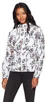 UNIONBAY Women's Marcie Floral Windbreakr