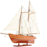 Old Modern Handicrafts America Model Boat