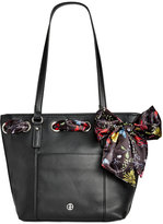 Giani Bernini Tote with Scarf, Only at Macy's