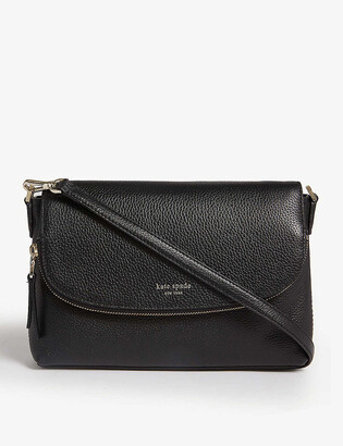 Kate Spade Polly leather cross-body bag