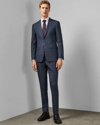Ted Baker Endurance Checked Two-piece Suit