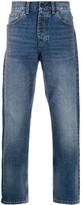 Carhartt Wip high-rise straight-leg jeans