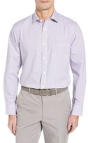 Nordstrom Smartcare(TM) Spread Check Sport Shirt (Regular & Tall)
