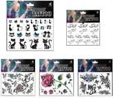 Beauty YingYing 5 PcsTemporary tattoo Tattoo Stickers Waterproof Body art Painting Set 8