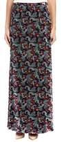Diane von Furstenberg Cody Silk-blend Maxi Skirt.