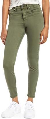Blank NYC Utility Skinny Jeans