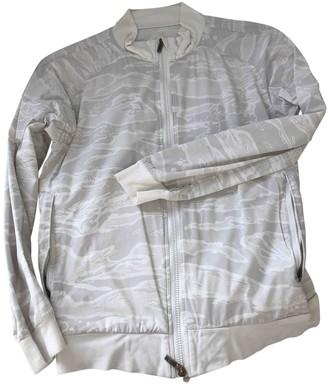 MHI White Cotton Jackets
