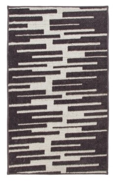 """Seventh Studio Stone 27"""" x 45"""" Tufted Scatter Rug Bedding"""