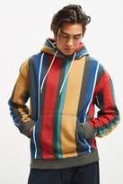 Urban Outfitters Vertical Stripe Hoodie Sweatshirt