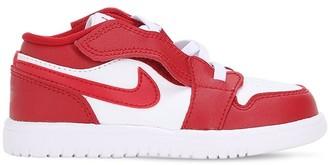 Nike Jordan 1 Strap Sneakers