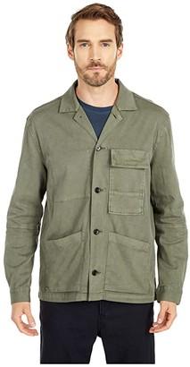 BLDWN Isaac Jacket (Dusty Olive) Men's Clothing