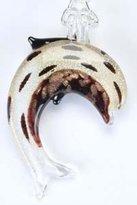 UG Dolphin Ebony Necklace Adornment Pendant Jewel Jewelry Accessory Charm