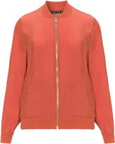 Jette Joop Plus Size Woven fabric bomber jacket