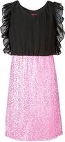Ruby Rox Girls Dress, Girls Sequin-Skirt Dress
