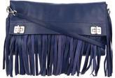 Prada Nappa Fringe Crossbody Bag