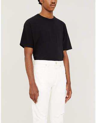 Sandro Tubular regular-fit cotton-jersey T-shirt
