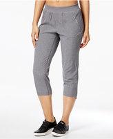 Calvin Klein Shirred Cropped Sweatpants