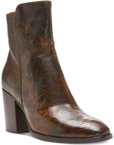 Donald J Pliner Sonoma Block-Heel Booties