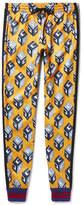 Gucci Tapered Printed Satin-Jersey Sweatpants