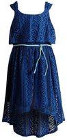 Youngland Girls 4-6x Crochet Knit Dress