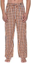 Bruno Banani Men's Mildness Woven Pant Checkered Pyjama Bottoms